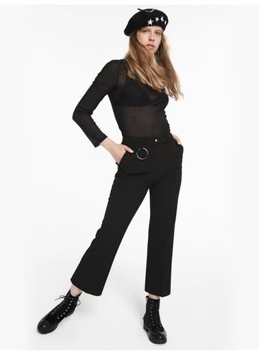 Twist Pantolon Siyah